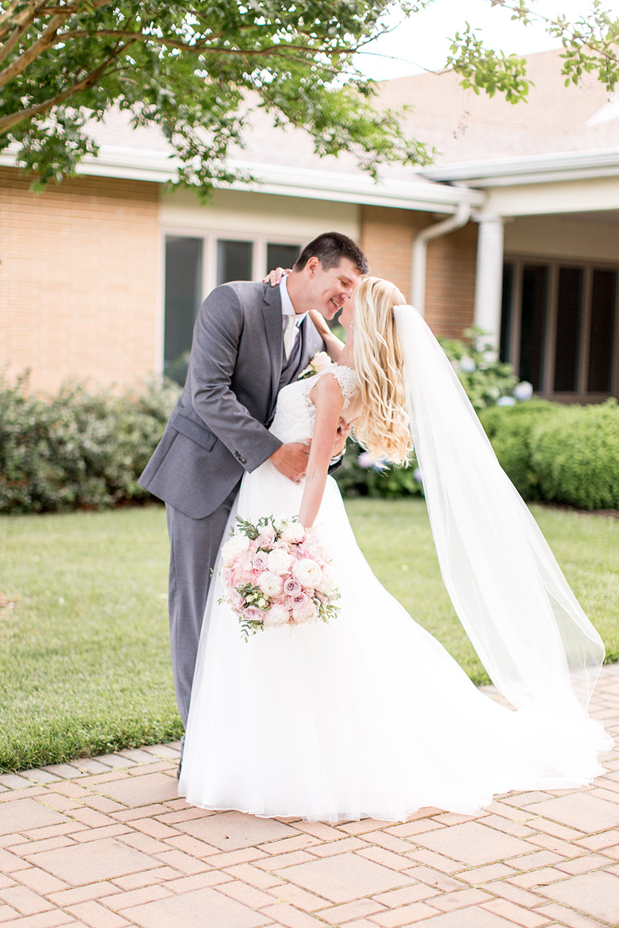 blue heron golf club wedding