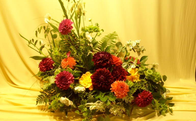 funeral arrangment