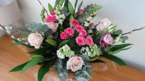 Hand tied large bouquet