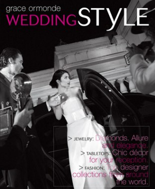 Grace Ormonde Wedding Style, January 2008