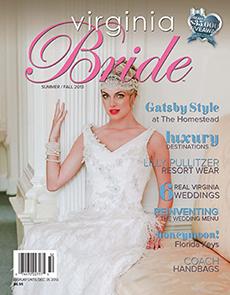 Virginia Bride, Summer/Fall 2013