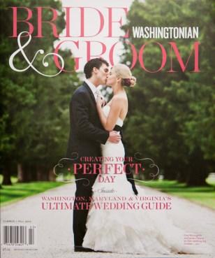 Washingtonian Bride & Groom, Summer/Fall 2012