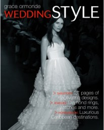 Grace Ormonde Wedding Style 2001