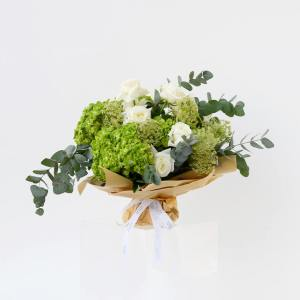 Sassy Green - Hand Bouquet