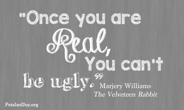Once Youre Real