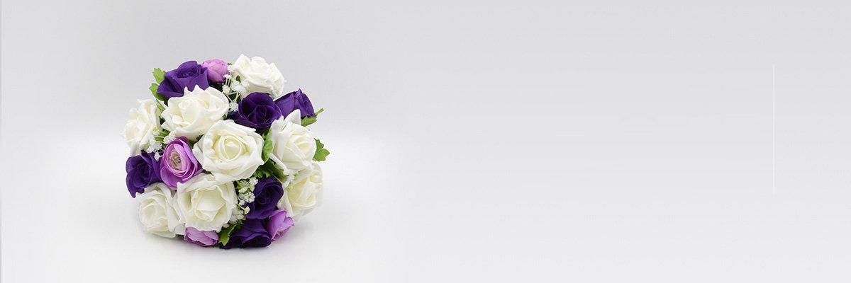 Silk Wedding Flowers & Artificial Wedding Flowers