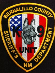 Bernalillo County New MexicoK-9 logo