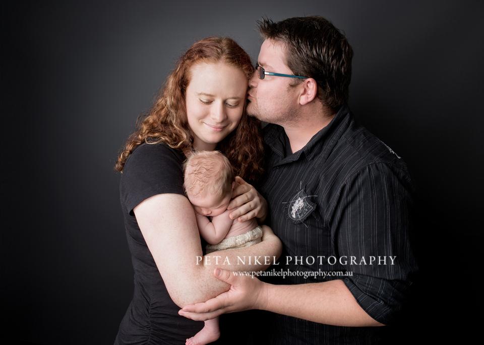 Hobart Newborn Baby Photographer
