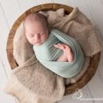 Hobart Newborn Photographer – Karter