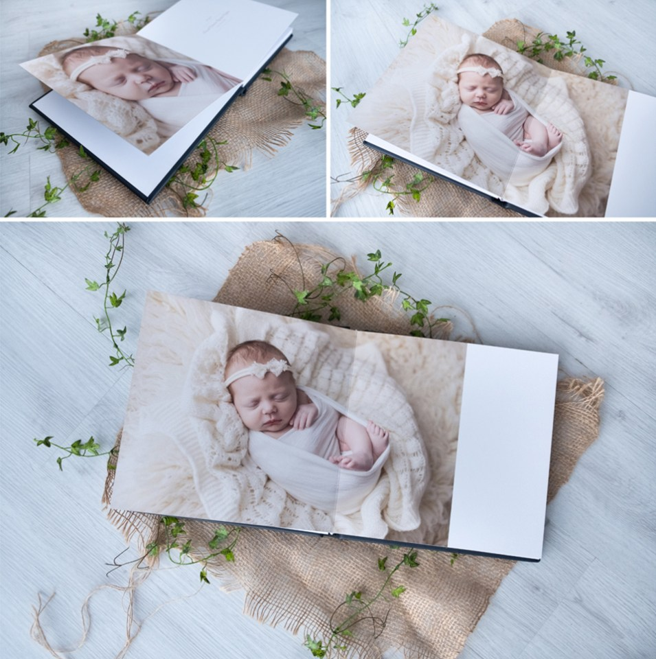 Album Newborn Photography