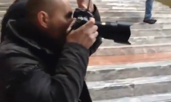 NYPD Officer Faces Up To 7 Years in Jail for Lying About Photographer's Arrest robert mini