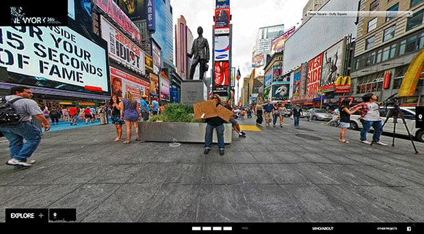 Photographer Captures New York City in Interactive 360 Degree Panoramas panorama