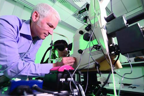 Camera Used For Stargazing Helps Detect Common Form of Sight Loss Cardiff Camera