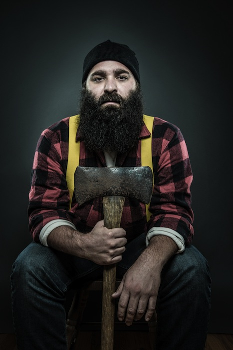 Of Beards and Men: Portraits of Men and Their Beloved Facial Hair Eric P80
