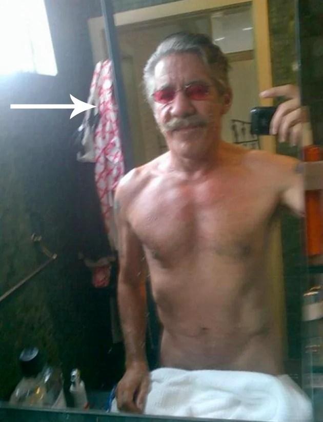 A Geraldo Rivera Selfie Tutorial Photo 1