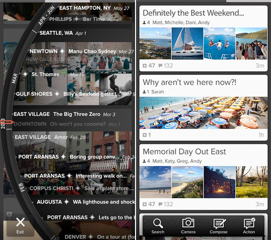 Viewfinder App Helps You Organize, Find, and Share Photos on Your iPhone Viewfinder iOS App 2