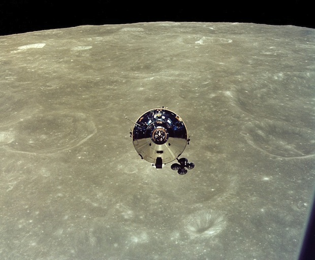 Incredible Online Gallery of High Res Film Scans from Every Apollo Mission apollo10 1