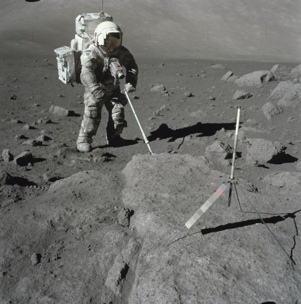Incredible Online Gallery of High Res Film Scans from Every Apollo Mission apollo17 1