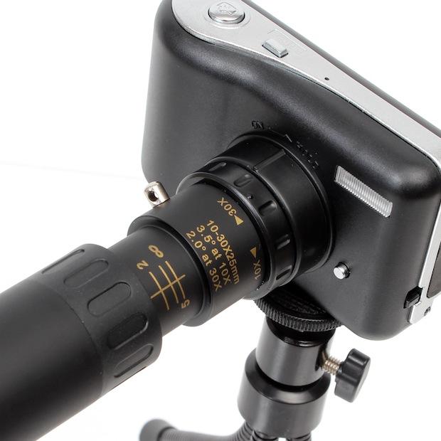 Thankos APOLLO2 is a Tiny Camera that Packs 30x Optical Zoom apollo2 2
