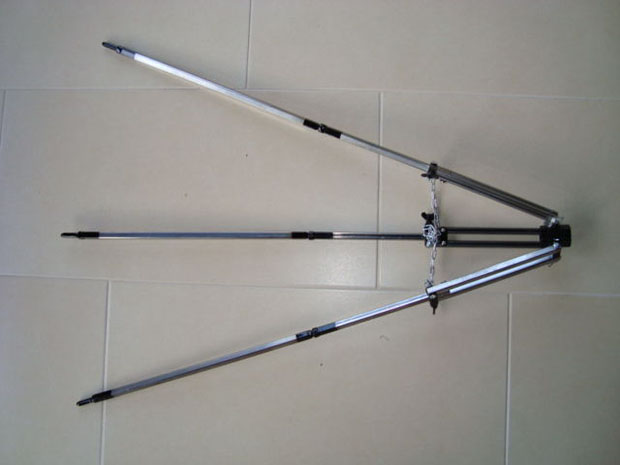 Build Your Own DIY Tripod from Scratch finished