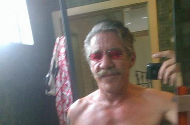 A Geraldo Rivera Selfie Tutorial gerlaldoselfie