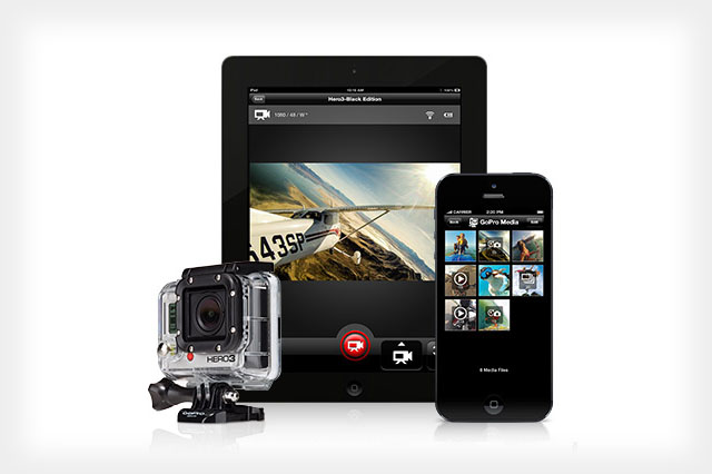 New GoPro App Gives You Total Control of Your Camera from Your Smartphone goproapp
