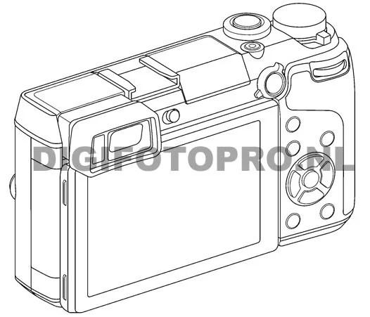 Panasonic to Unveil a Rangefinder styled GX7 MFT Camera Next Month gx7backdiag