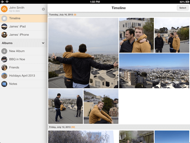 Loom: A Superior Photo Stream for Photo Storage and Syncing Across All Devices loom5