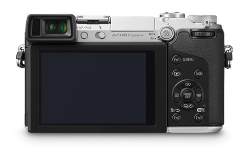 Product Shots and Specs for Panasonics Upcoming GX7 Leaked lumixgx7 2