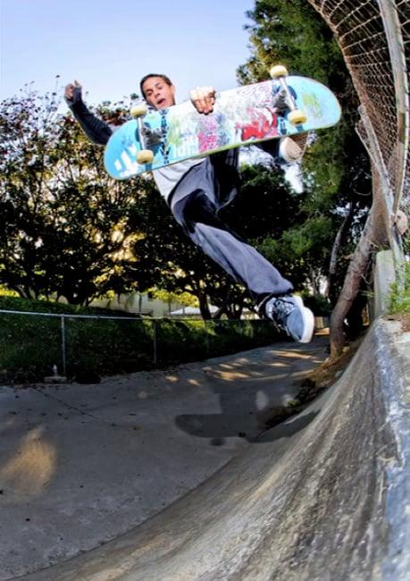 How to Get Magazine Quality Skateboard Photos with Minimal Gear skateboardhowto1