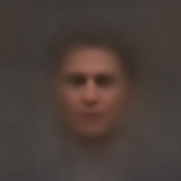 Averaged Portraits Created Using Faces Found in Popular Movies ssbkyh mission impossible copy