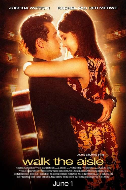 Photographer Captures Couples Journey Toward Marriage as Movie Posters walktheasile