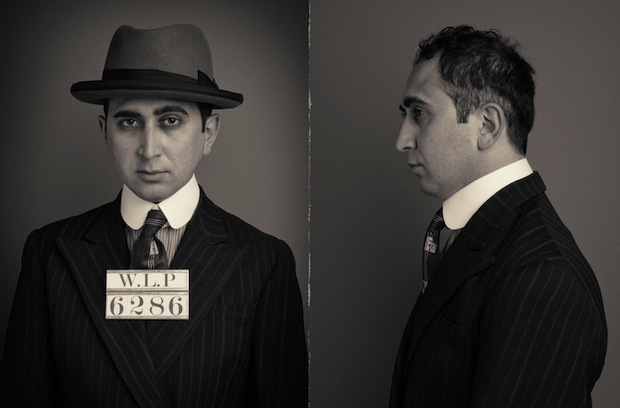 Wanted: Recreating Mug Shots Taken in the 1920s and 30s wanted11