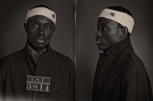 Wanted: Recreating Mug Shots Taken in the 1920s and 30s wanted2