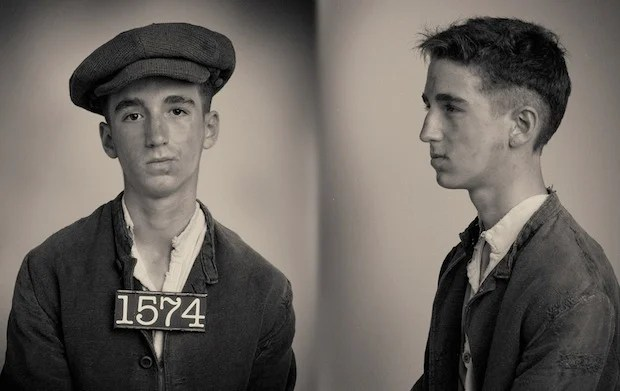 Wanted: Recreating Mug Shots Taken in the 1920s and 30s wanted5
