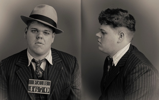 Wanted: Recreating Mug Shots Taken in the 1920s and 30s wanted6
