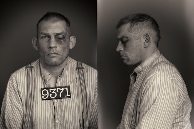 Wanted: Recreating Mug Shots Taken in the 1920s and 30s wanted8