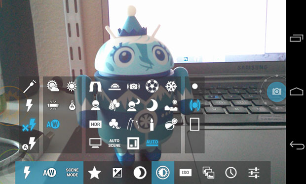 CyanogenMod Unleashes Its Own Camera App Called Focal widgets