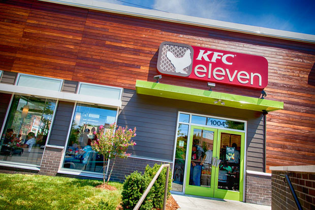 Shooting Photographs for the New KFC eleven Concept Restaurant 08152013 0058