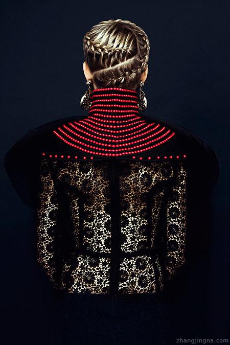 An Interview with Photographer Zhang Jingna Bazaar VN Aristocracy6