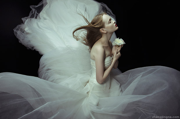 An Interview with Photographer Zhang Jingna Cold Flowers