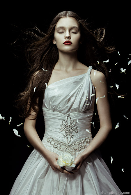 An Interview with Photographer Zhang Jingna Cold Flowers2