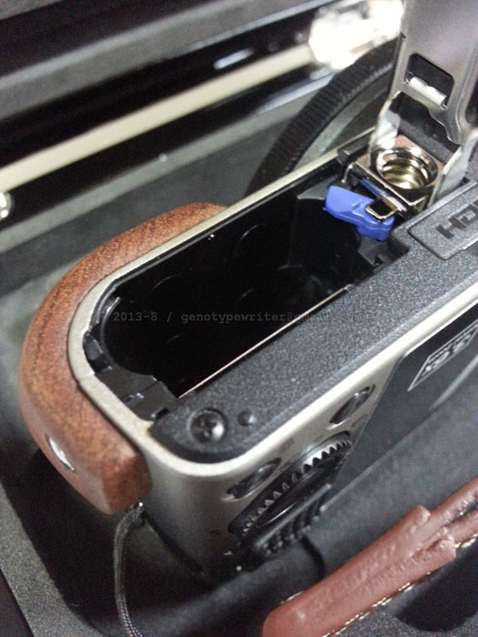 A Review of the Hasselblad Stellar Hasselblad Stellar battery