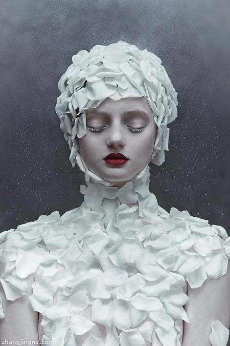 An Interview with Photographer Zhang Jingna Motherland Chronicles 12 Winterland Fairytales II