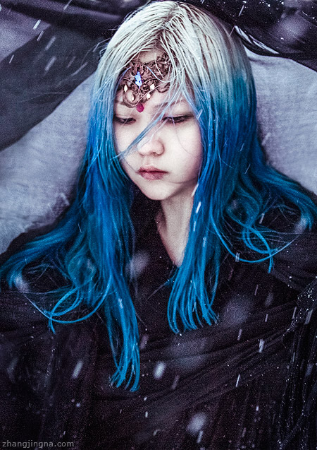 An Interview with Photographer Zhang Jingna Motherland Chronicles 2 Winter Fairytales