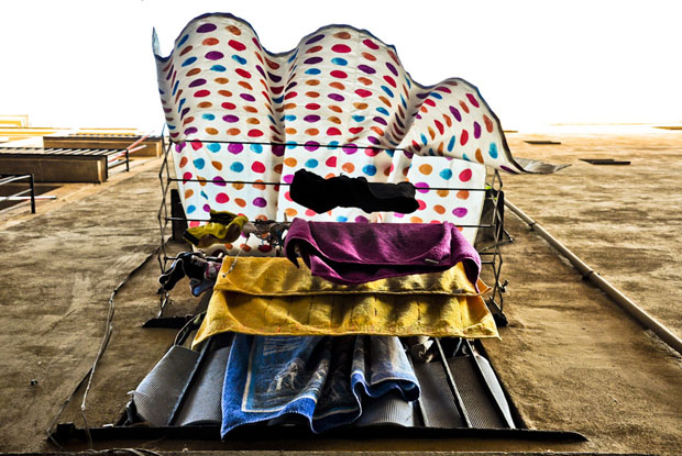 Laundry Around the World Photographed From Below Sivan Askayo Intimacy 1 1024