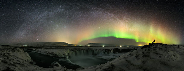 Beautiful Photos of Auroras Shimmering Over Iceland by Stéphane Vetter auroraphoto 20