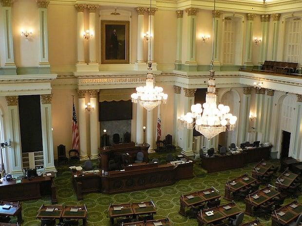 NPPA Says New California Anti Paparazzi Bill Threatens First Amendment Rights californiaassembly1