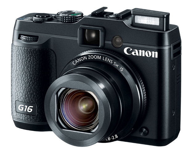 Canon Refreshes Point and Shoot Lineup, Brings Facebook Sharing to PowerShot N canong16