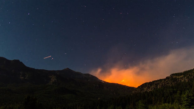 This Awe Inspiring Time Lapse Captures the Power of the 2013 Colorado Wildfires coloradowildfire 1